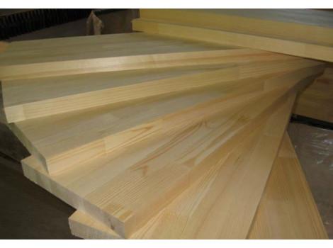 Деревянные ступени для лестниц из сосны 40х300х1200