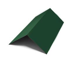 М.черепица Конек плоский зеленый (RR 11) 2 м