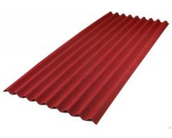 Ондулин SMART красный (0,95х1,95 м)