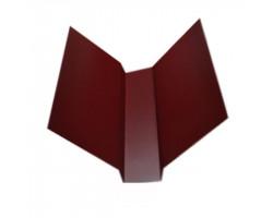 М.черепица Ендова внутренняя красная (RR 28) 2 м
