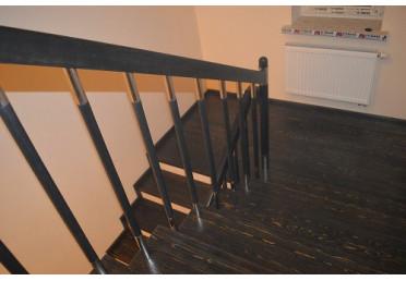 Встроенная подсветка лестниц
