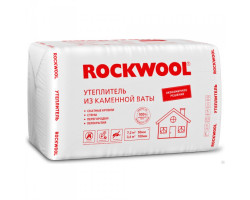 Роквул Эконом 50х600х1000 мм (7,2м2/0,36 м3)