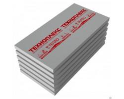 Техноплекс (Экструзионный пенополистирол) 1180*580*100-L (уп. 4л)